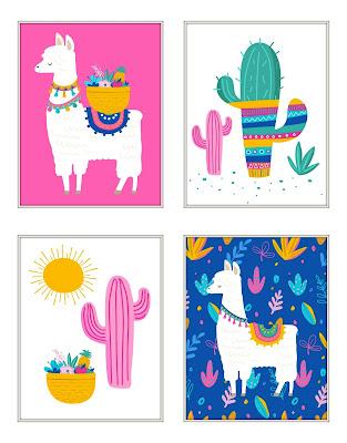 llama nursery