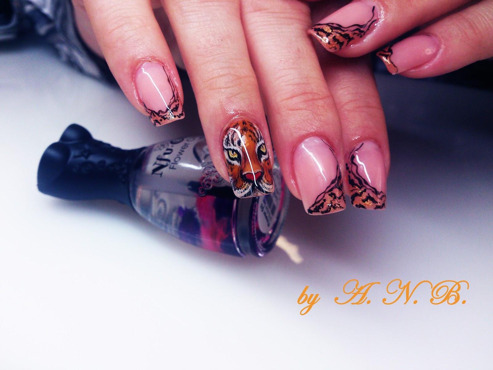 Angies Nails Brasov Micropictura Oja Semipermanenta Miau De