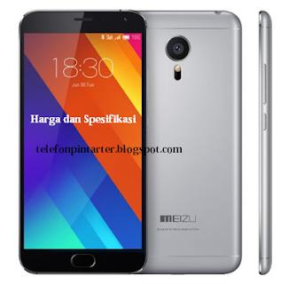 Harga Terkini Telefon Meizu MX5 Malaysia 2016