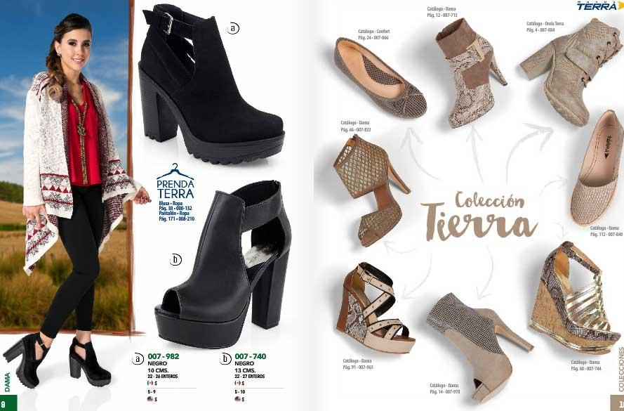 13052313 presenta calzado para damas terra dentro del catalogo digital podrás  encontrar calzado colección tierra como la colección floral los mas  excelentes ...