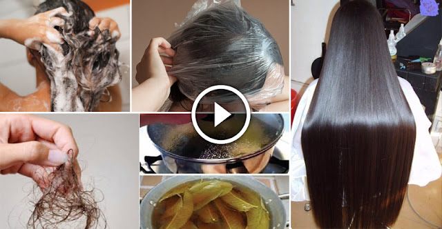 These Natural Ingredients Will Make Your Hair Long, Shiny & Silky Super Fast (Men & Women)