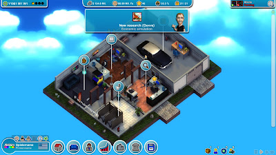 Mad Games Tycoon Game Screenshot 2