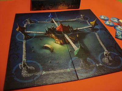 Gra Straszny Dwór, Foxgames