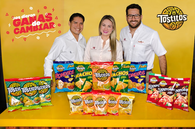 TOSTITOS se renueva