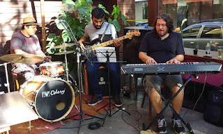 Sambra Groove Trio no Coordenadas Bar