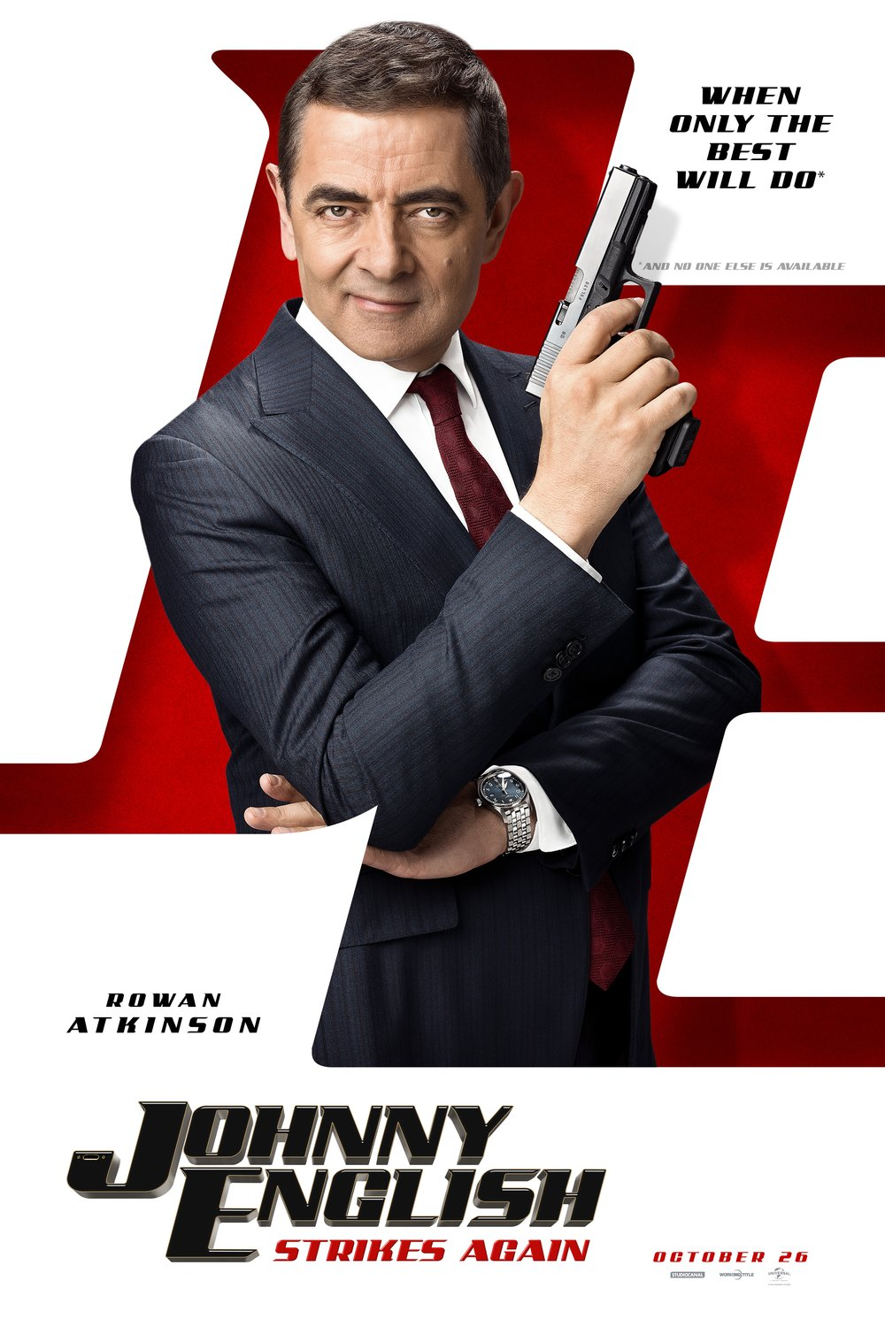 Review Filem - Johnny English Strikes Again