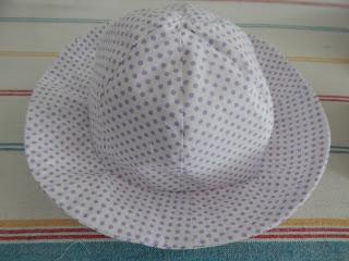 Jak uszyć dziecięcy kapelusz?