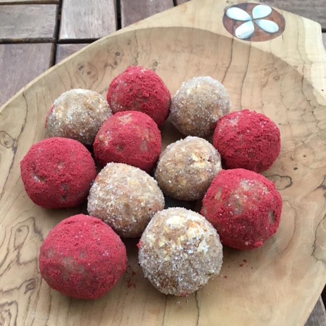 Supergoda Cookie Dough Bollar - utan vete, socker eller mjölk