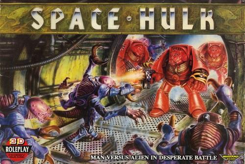 Games Workshop Space Hulk