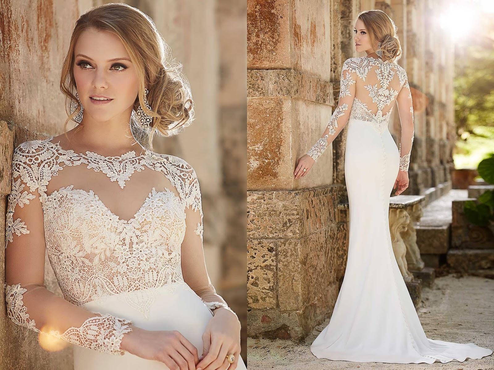 landybridal vintage lace wedding ivory wedding dress Landybridal Vintage Lace Wedding Dresses