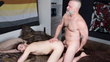 Tom Carlton and Vincent Viau (Bareback)