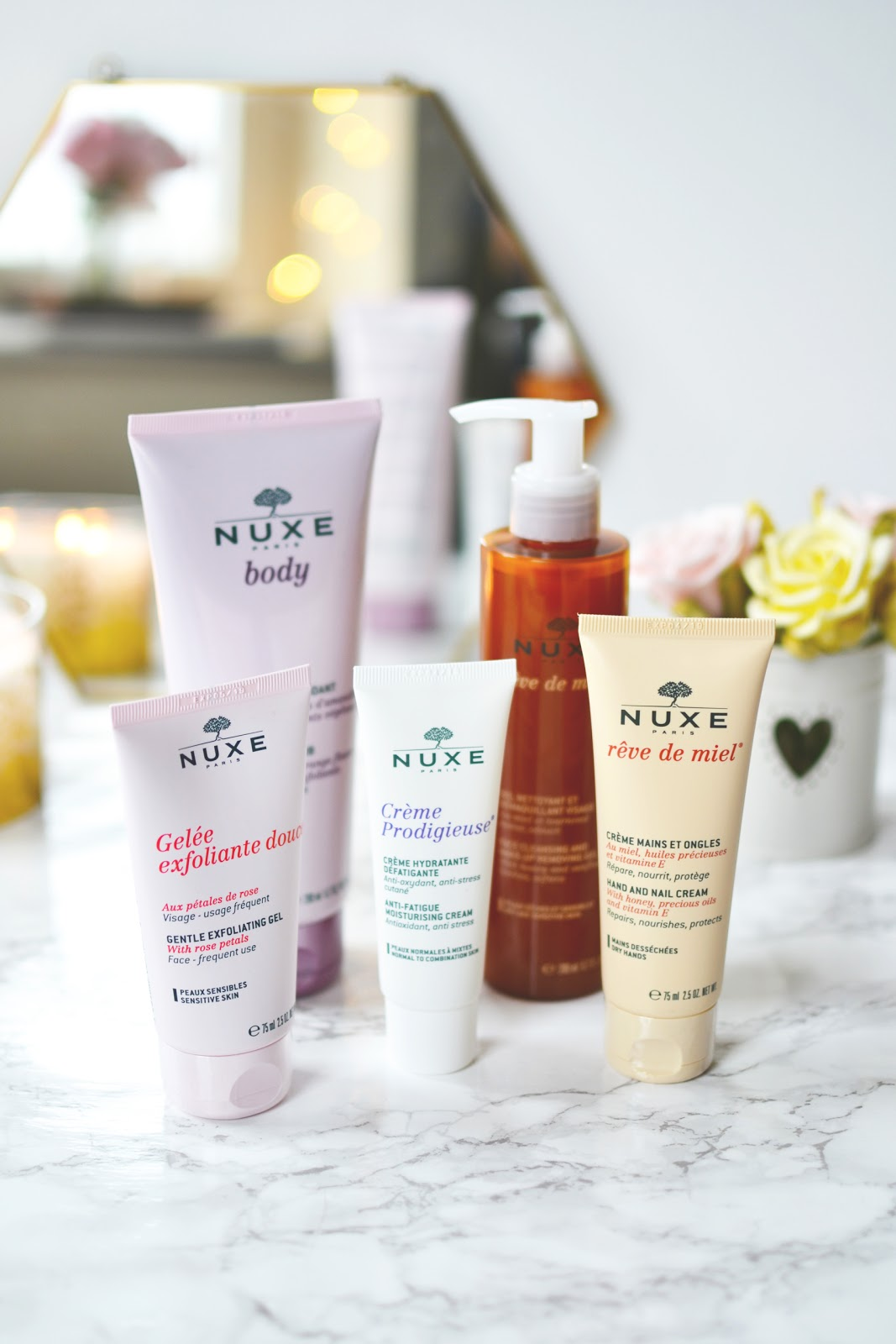 Best Nuxe Beauty Products For This Winter Temporary