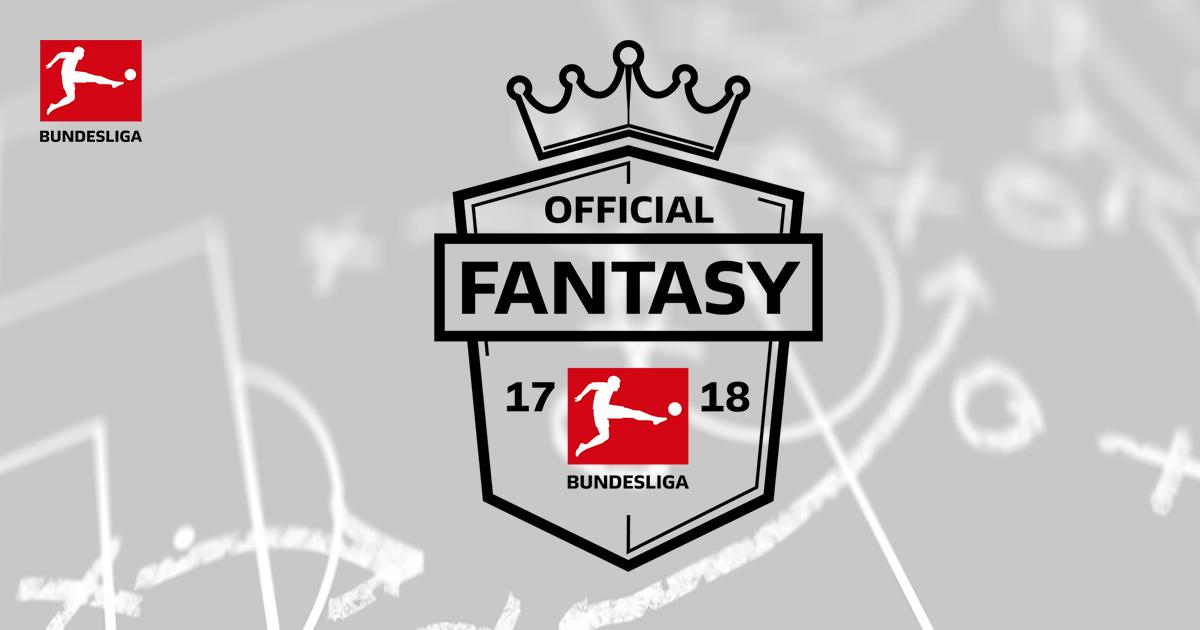 Fantasy da Bundesliga 2017 2018  Jogue o