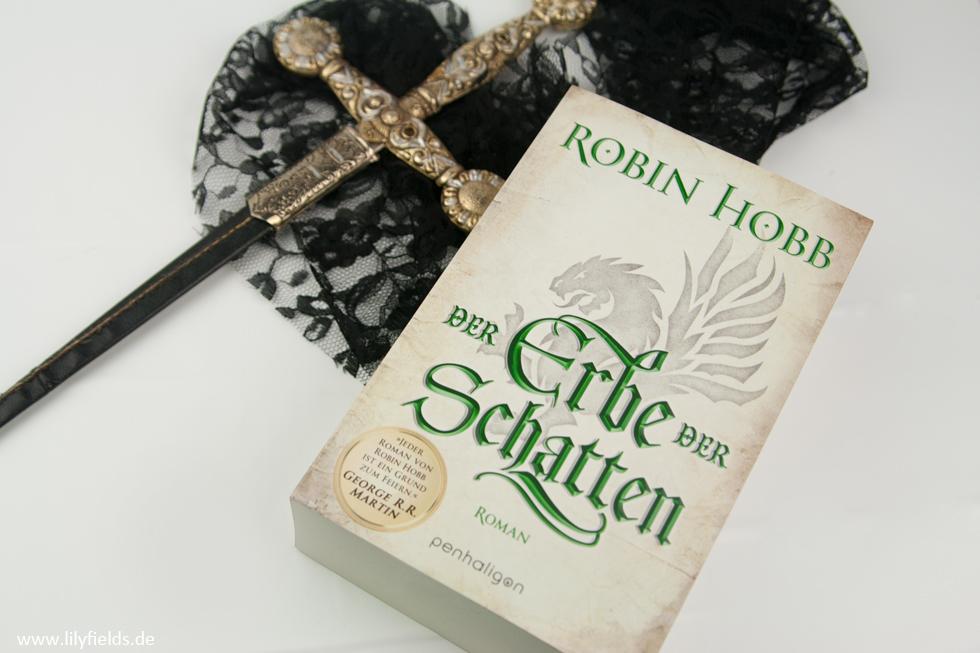 Der Erbe der Schatten von Robin Hobb - Buchvorstellung