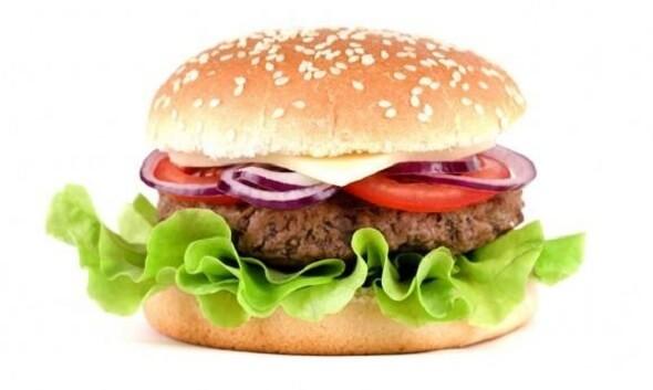 Hamburger bò