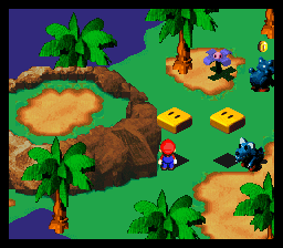 Super Adventures in Gaming: Super Mario RPG: Legend of the Seven
