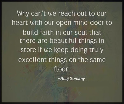 Excellence Quotes By Anuj Somany