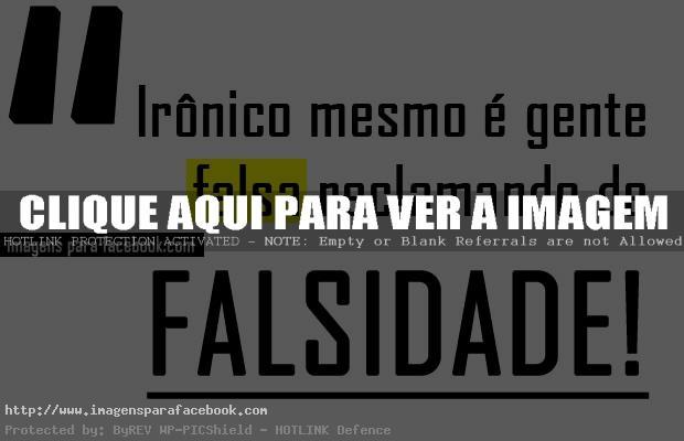 Frases De Falsidade: Indiretas Do Pablo: Maio 2013
