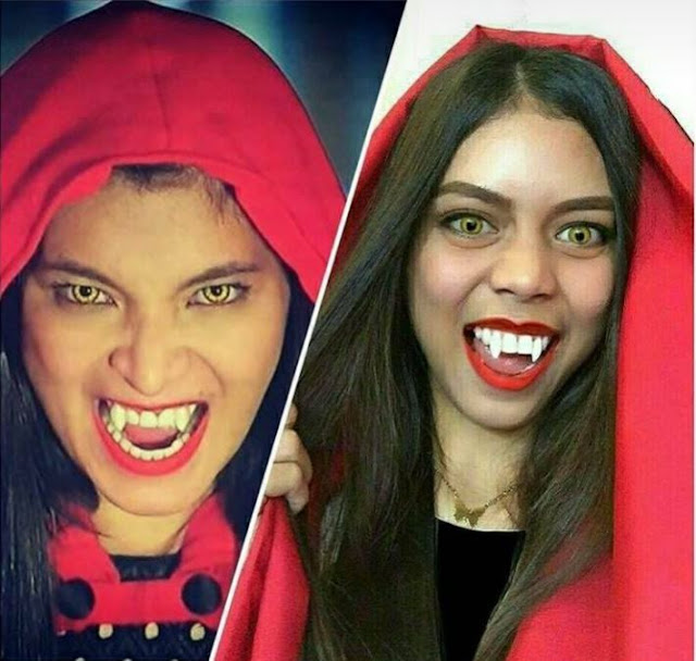 Lady in Red Fever: Fans Transformed as the 'Lady in Red' for Halloween!
