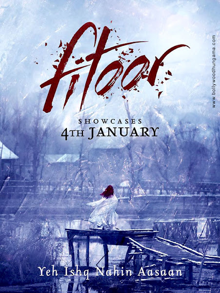 Fitoor (2016) Movie Poster No. 1