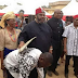 See Photos of PeteEdochie's 70th birthday celebration in Enugu