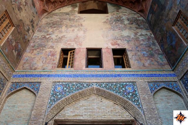 Esfahan, Porta di Qeysarie