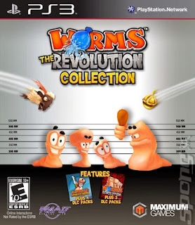 Worms The Revolution