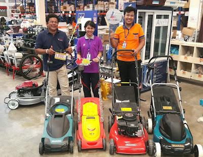 Snapper Honda Briggs Stratton Petrol Lawn Mower Thailand