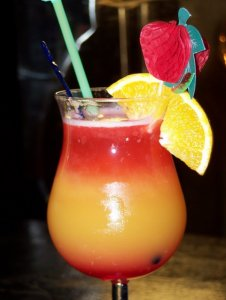 bacarde hawaiian punch