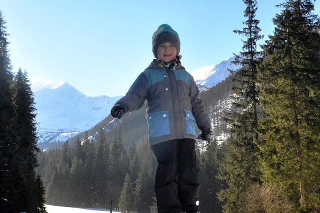 Nasz zimowy weekend w Tatrach