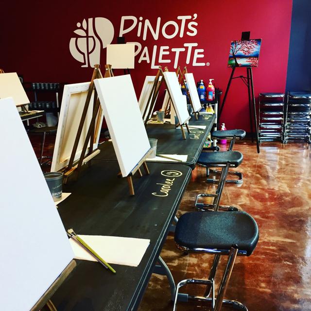 Pinot S Palette Huntington Beach