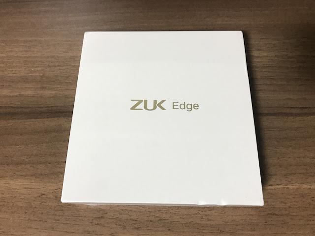 ZUK Edge 外箱