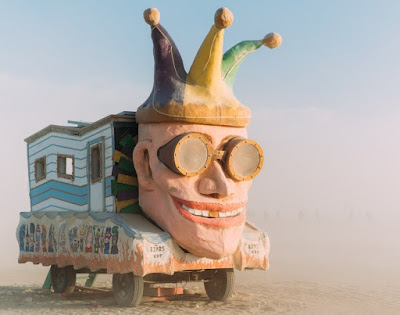 Burning Man 2016 Live