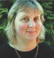author Hilary McKay