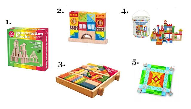 klocki drewniane - jakie klocki dla dziecka - prezent na Mikołajki dla dziecka - hancia.pl - zabawki dla dzieci online