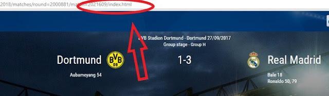 cùng xem giải Champions League