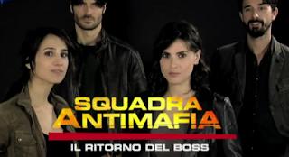 Squadra Antimafia 8 attori