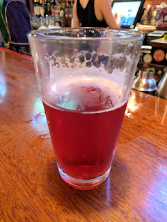 Buffalo Craft Beer: Deep Purple from Empire Brewing Company is made with concord grapes