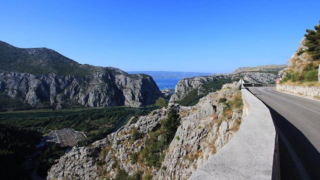 Estrada do Adriático - Croácia