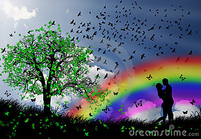 Beautiful Images Of Love And Nature