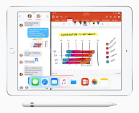 Nuovo iPad da 9,7 pollici con supporto per Apple Pencil