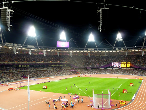 London 2012 Paralympics: Athletics