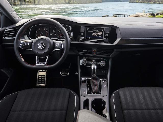 VW Jetta 2019 classificado com 5 estrelas pelo NCAP
