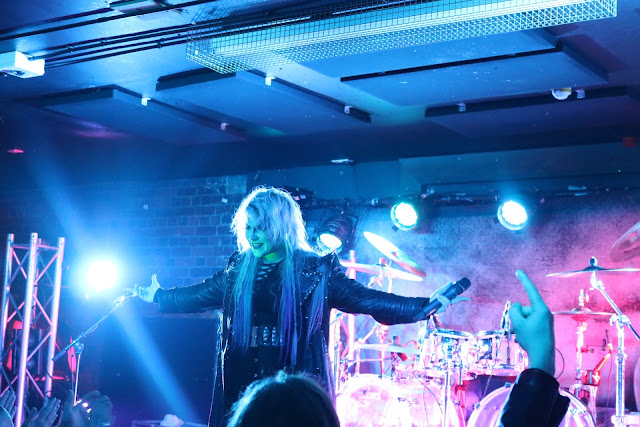 Battle Beast live in Wolverhampton 2017