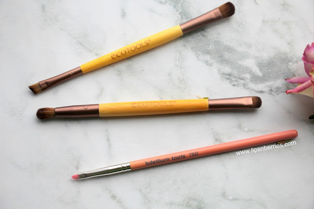 ecotools brushes review iherb.com