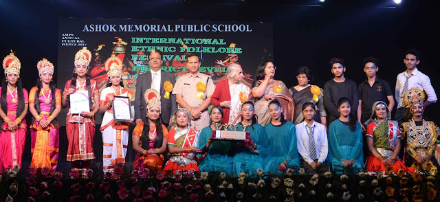Ashok Memorial Public School
