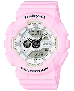 Jam tangan digital G-Shock Baby G