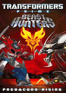Transformers Prime Beast Hunters: Predacons Rising (2013) Online