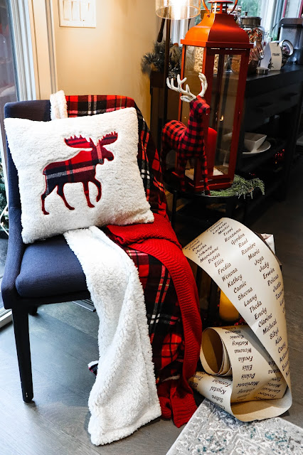 Comfy Canadian Tire Chair Santa's Wish List