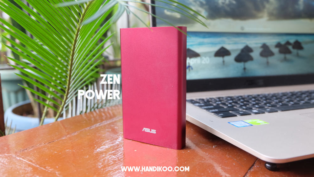 Review ASUS ZenPower Pocket Slim 6000, Kecil tapi Menggigit!